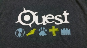 VBS Quest t-shirt