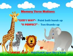 July 2015 Memory Verse Motions - blog