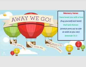 Sept Oct 2015 Memory Verse Motions
